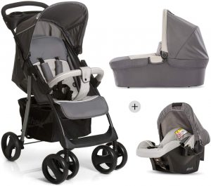 Hauck - Shopper SLX Trio Set