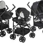 Chicco - Trio Sprint Black