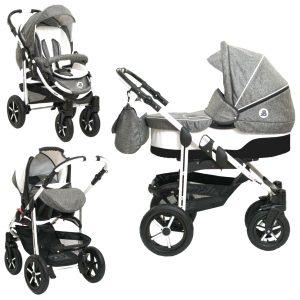Quelle poussette trio choisir pour votre nouveau-né? Notre guide
